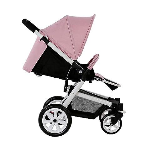 TLMY Cochecito de bebé Ligero, Plegable, rotación de 360 ...