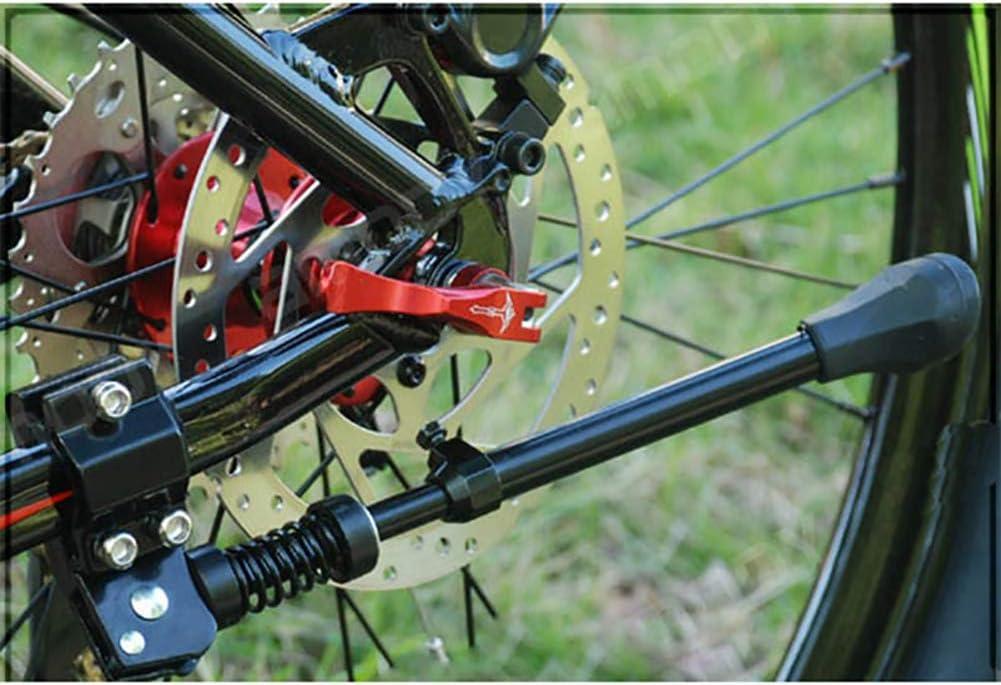 Vélo TOPCABIN Réglable en Alliage d/'Aluminium Vélo Béquille Latérale