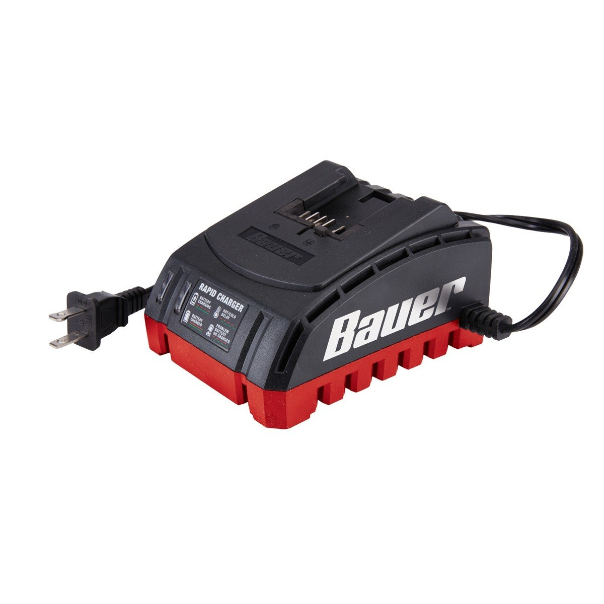 Bauer 1704C-B Hypermax Lithium Rapid Charger, 20 V