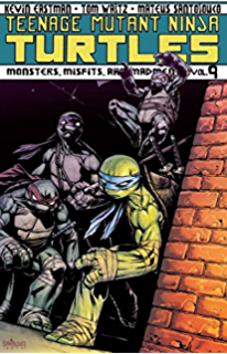 Amazon.com: Teenage Mutant Ninja Turtles: Secret History of ...