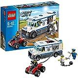 LEGO City - Transporte de prisioneros (60043)
