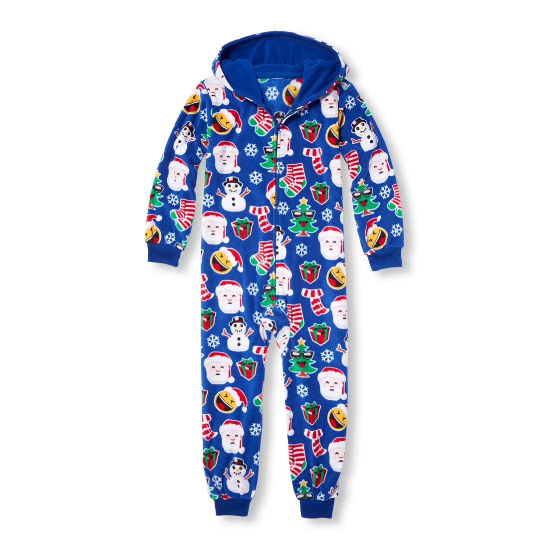 The Children's Place Big Boys Christmas Onesie The Children' s Place 2113821