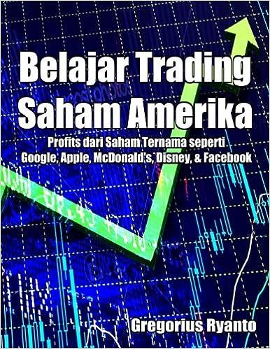Belajar Trading Saham Amerika Profit Dari Saham Ternama Seperti Google Apple Mcdonald S Disney Facebook Indonesian Edition Ryanto Gregorius 9781502478917 Amazon Com Books