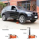EAMBRITE 12V DC Electric Hydraulic Car Floor Jack