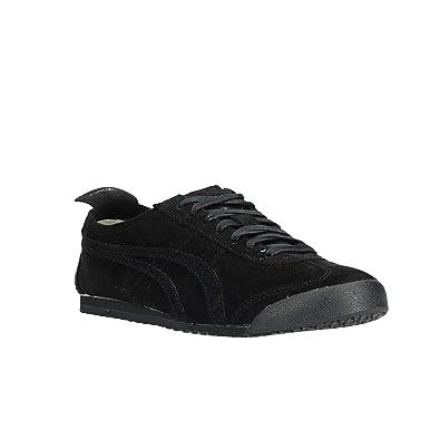 ASICS Mexico 66, Chaussure pour Homme 48 Noir:
