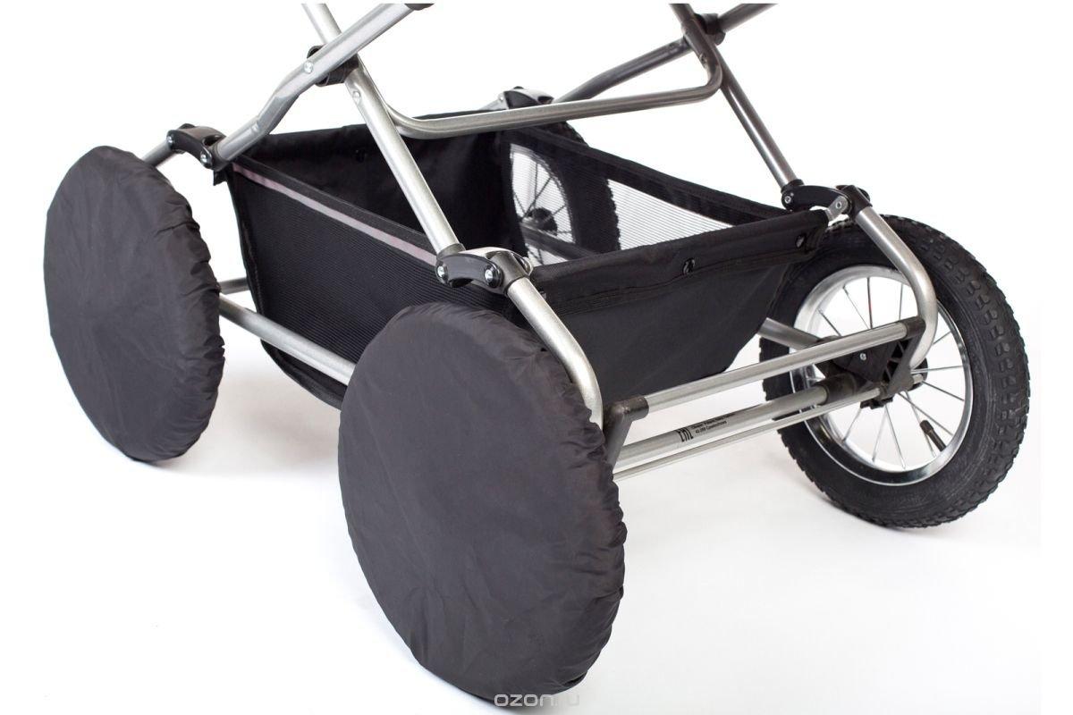 2x–Universal Schutz Cover für Wheels Kinderwagen Buggy Kinderwagen vorne hinten Babycomfort