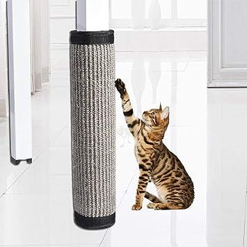 Arvin87Lyly Rascador de Gato de Esquina de sisal, Arbol Poste para Arañar sofá Tablero de protección, Protege Tus Muebles y alfombras: Amazon.es: Productos ...