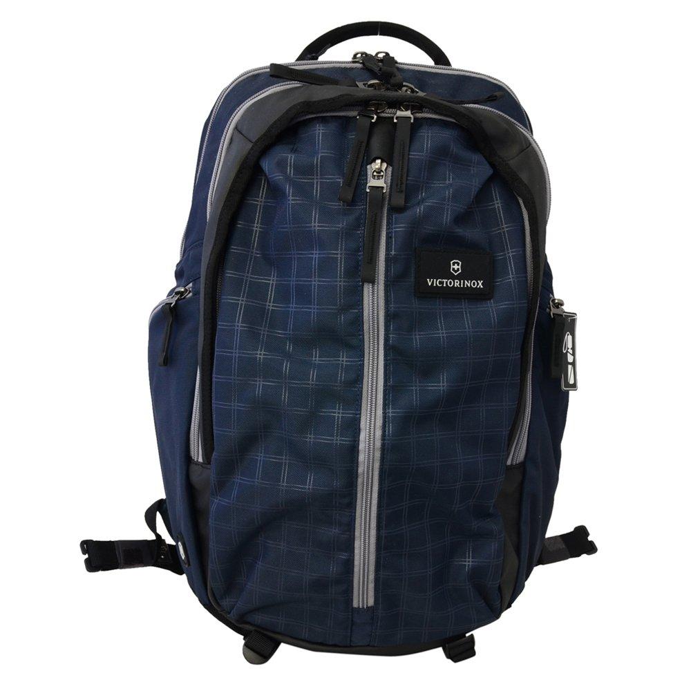 [ビクトリノックス] Victorinox ビクトリノックス バッグ 601423 リュックサック バックパック Altmont 3.0 Vertical-Zip Laptop Backpack NAVY/BLACK/BLEU/MARNNE/NOIR ネイビー/ブラック メンズ [並行輸入品]   B07DD6PMDD