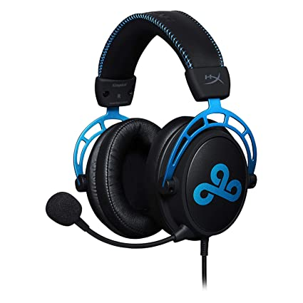 Amazon.com  HyperX Cloud Alpha Gaming Headset - Cloud9 Edition for ... 0d9c1c2bf3
