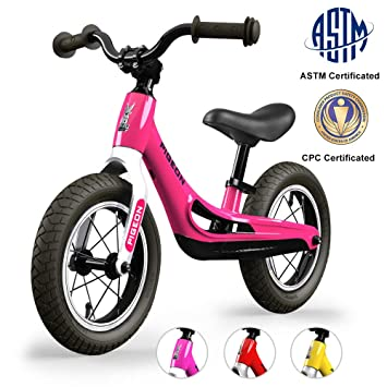 Amazon.com: Bicicleta de equilibrio para niños FLYING PIGEON ...