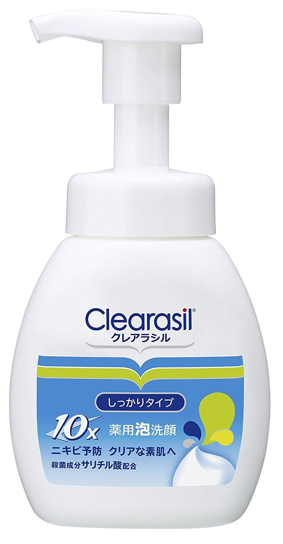 【clearasil】クレアラシル 薬用泡洗顔フォーム10 (200ml) ×20個セット B00VDI4G9Y