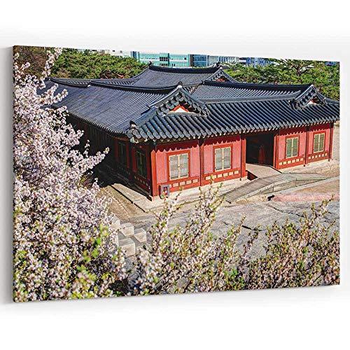 - Korean Palace Changgyeonggung Canvas Prints Wall Art Painting Wall Art Picture Print on Canvas