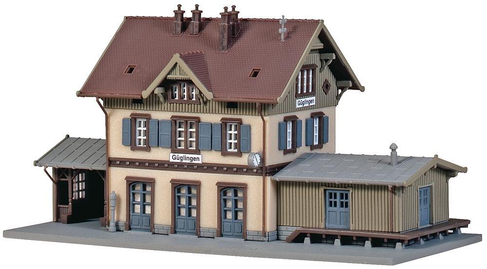 Faller - Edificio de negocios y oficinas oficinas oficinas de modelismo ferroviario Z escala 1:220 (F282707) 0603de