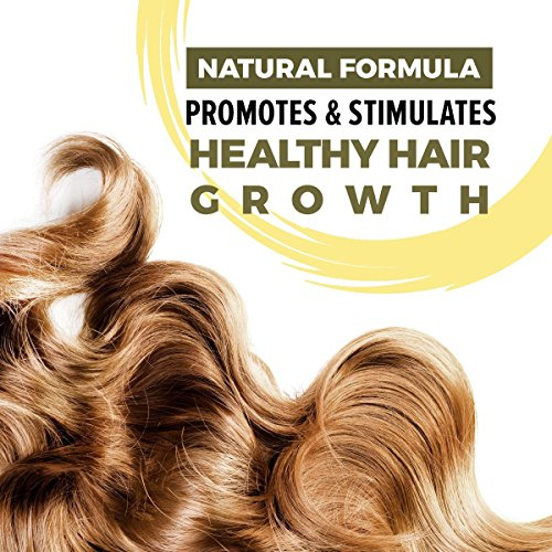 Free Infused Biotin Formula Promotes Hair - Includes Pump 13.5 ounce