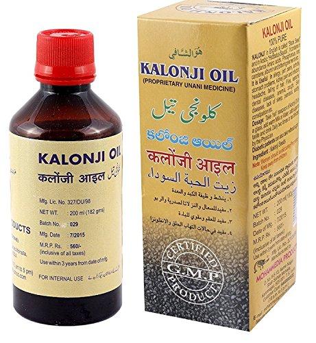 Mohammedia Products Kalonji Oil ( Black Seed Oil) 100Ml