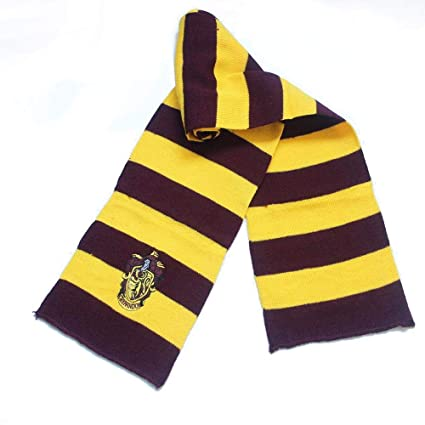 leegoal Harry Potter Écharpe, Gryffondor House Fashion Cosplay Accessoires  Hiver Printemps Écharpe Chaude Écharpe d78da8f9710