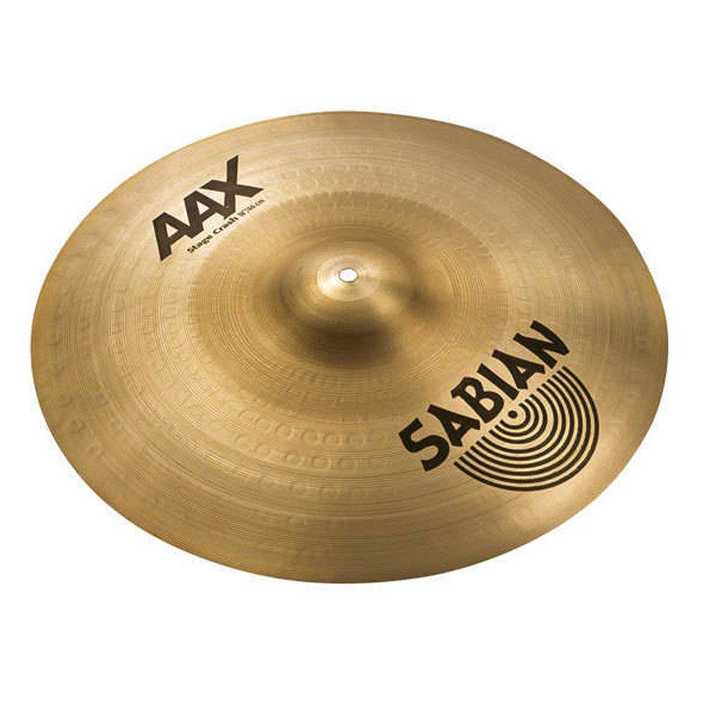 'Sabian 21808x B AAX–flach-Akku, von 18Medium Thin von 18Medium Thin Suprovox 21808XB