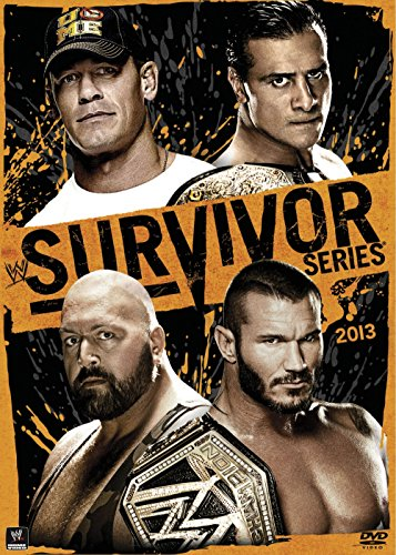 DVD : WWE: Survivor Series 2013 (Full Frame)