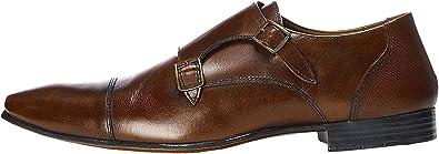 TALLA 43 EU. Marca Amazon - find. Hombre Zapatos de cordones derby
