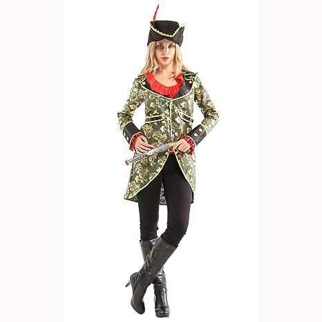 Barco Pirata Cosplay de Halloween para Adultos Athena Queen ...