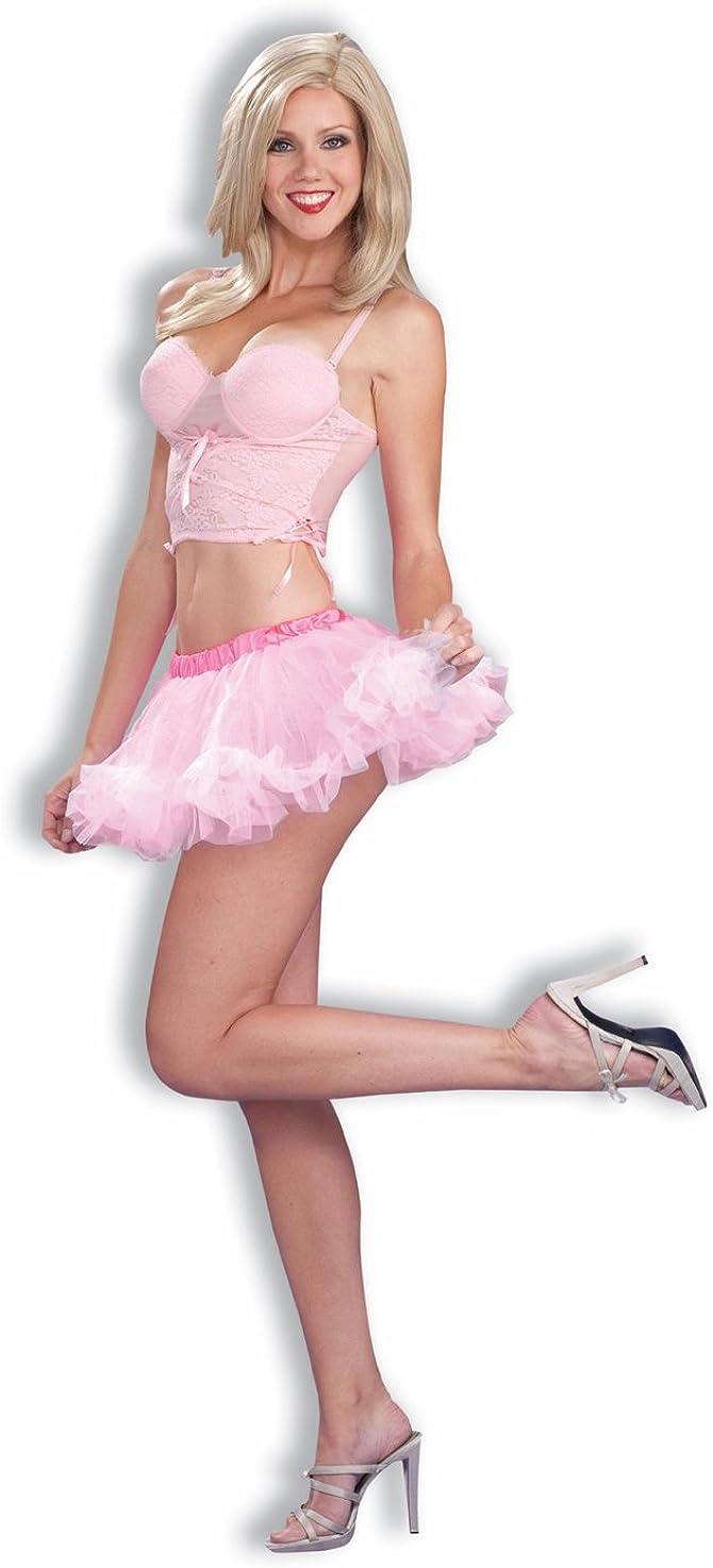 Forum Novelties Womens 10-Inch Adult Costume Accessory Micro Mini Crinoline