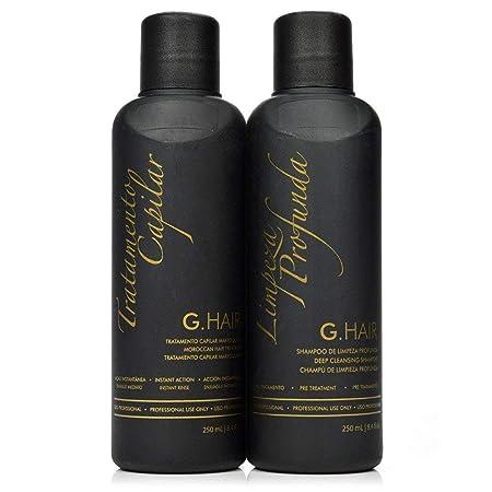G.Hair Moroccan Hair Treatment Kit – 250ml