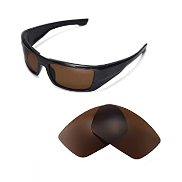 45e304d066 Walleva Replacement Lenses for Spy Optic DIRK Sunglasses - 6 Options  Available (Brown - Polarized