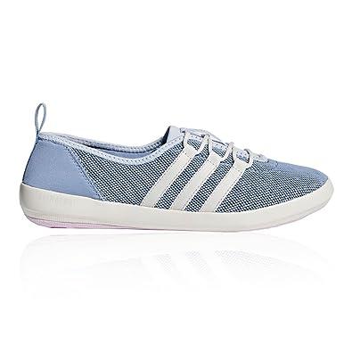 adidas Damen Terrex Climacool Boat Sleek Traillaufschuhe, Blau (Chablu/Cwhite/Aerpnk Chablu/Cwhite/Aerpnk), 38 2/3 EU