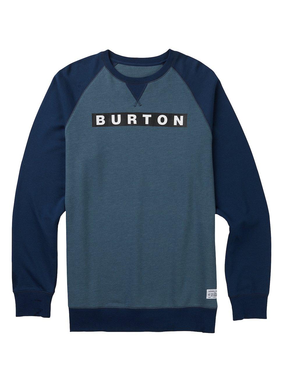 Burton Vault Crew Sudadera, Hombre: Burton: Amazon.es: Deportes y aire libre