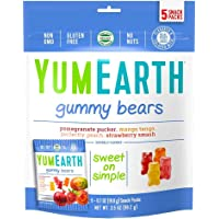 YumEarth Organic Gummy Bear, 99g