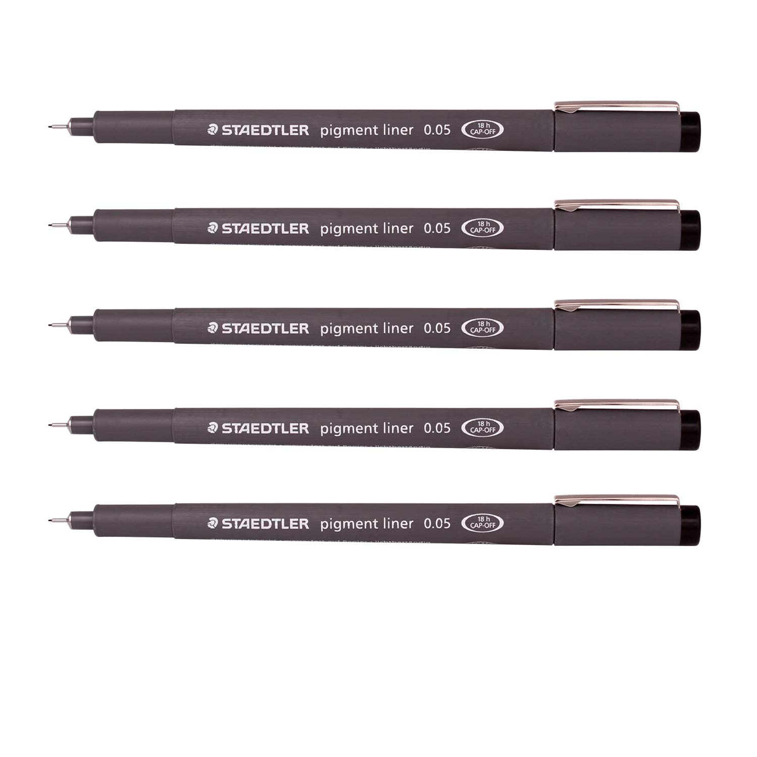 Staedtler 0.05 mm Pigment Liner Fineliner Sketching Drawing Drafting Pens by Staedtler
