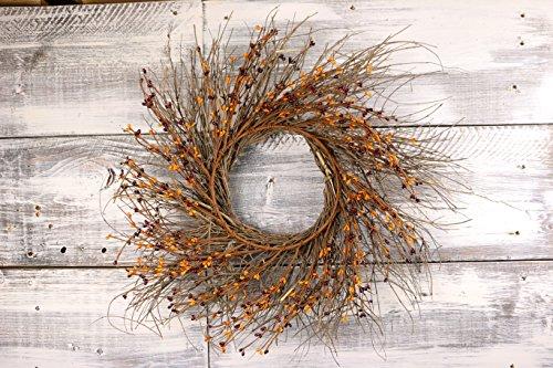 Primitive Twig - Primitive Pip & Twig Wreath, 22