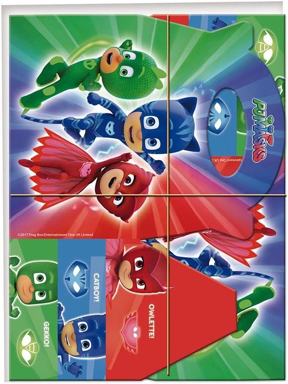 Amazon.com: PJ Máscaras Favor Box aspiradora: Toys & Games