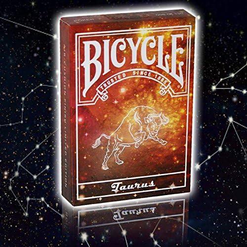Bicycle Constellation Series Magic Tricks and Props Tours et Magie Magique Taurus Card Tricks