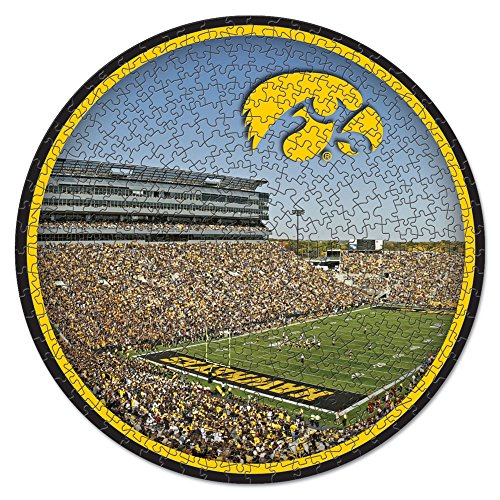 NCAA Iowa Hawkeyes Stadium Puzzle 500-Piece