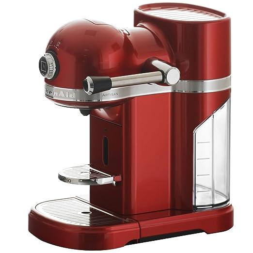 KitchenAid 5KES0503ECA/4 - Cafetera Nespresso Artisan, color ...
