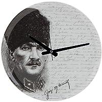 Porland Atatürk Saat 28cm, Porselen
