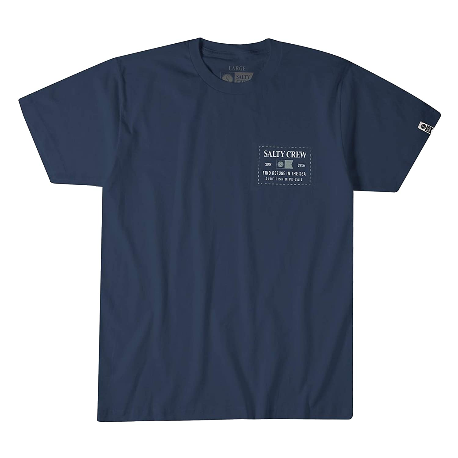 Salty Crew Mens Essentials Short Sleeve Tee