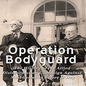 Operation Bodyguard Audiobook