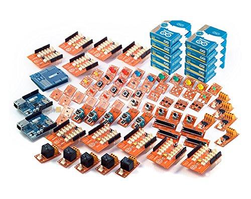 ARDUINO K000005 DEV KIT, ARDUINO UNO 150PCS TINKERKIT SENSOR SET by Arduino