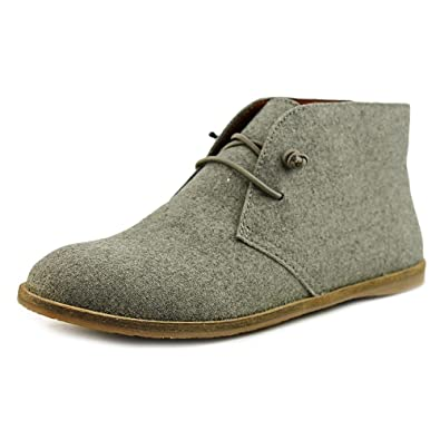 12d07005b Image Unavailable. Image not available for. Color: Lucky Brand Ashbee Flat  Slip On Booties ...