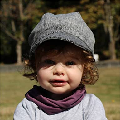 114845d0016 ... best price amazon twinklebelle best adjustable baby toddle kids newsboy  hat for fall spring clothing 5e60c