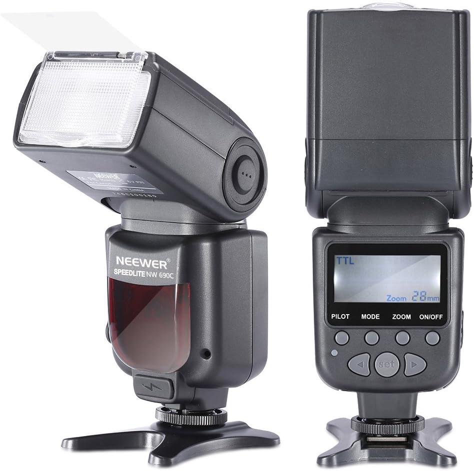 Neewer Nw690 Mk950ii Ettl Lcd Bildschirm Kamera Kamera