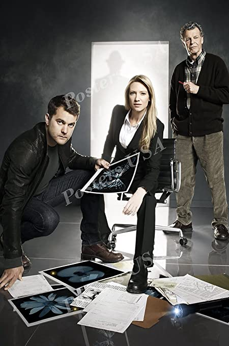 Amazon com: Posters USA Fringe TV Series Show Poster GLOSSY
