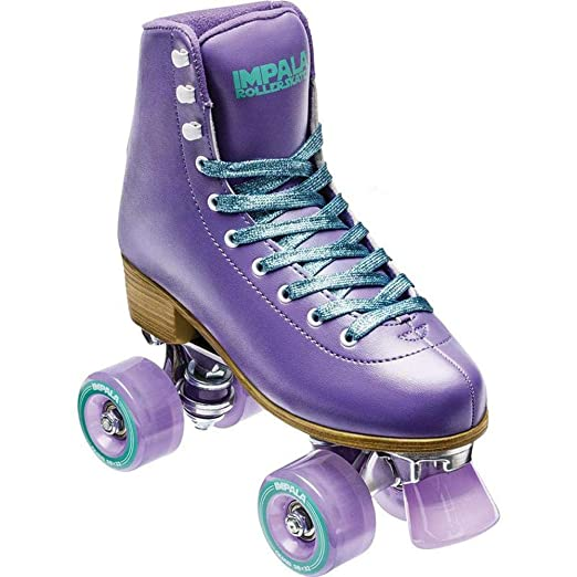 Roller Skates Amazon Com >> Impala Rollerskates Women S Lace Up Rollerskates