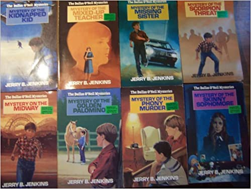 The Dallas ONeil Mysteries Series Collection