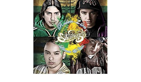 album reden-zion de shamanes