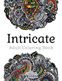 zen drawing pack - Intricate - Adult Coloring Book: 49 of the most exquisite designs for a relaxed and joyful coloring time