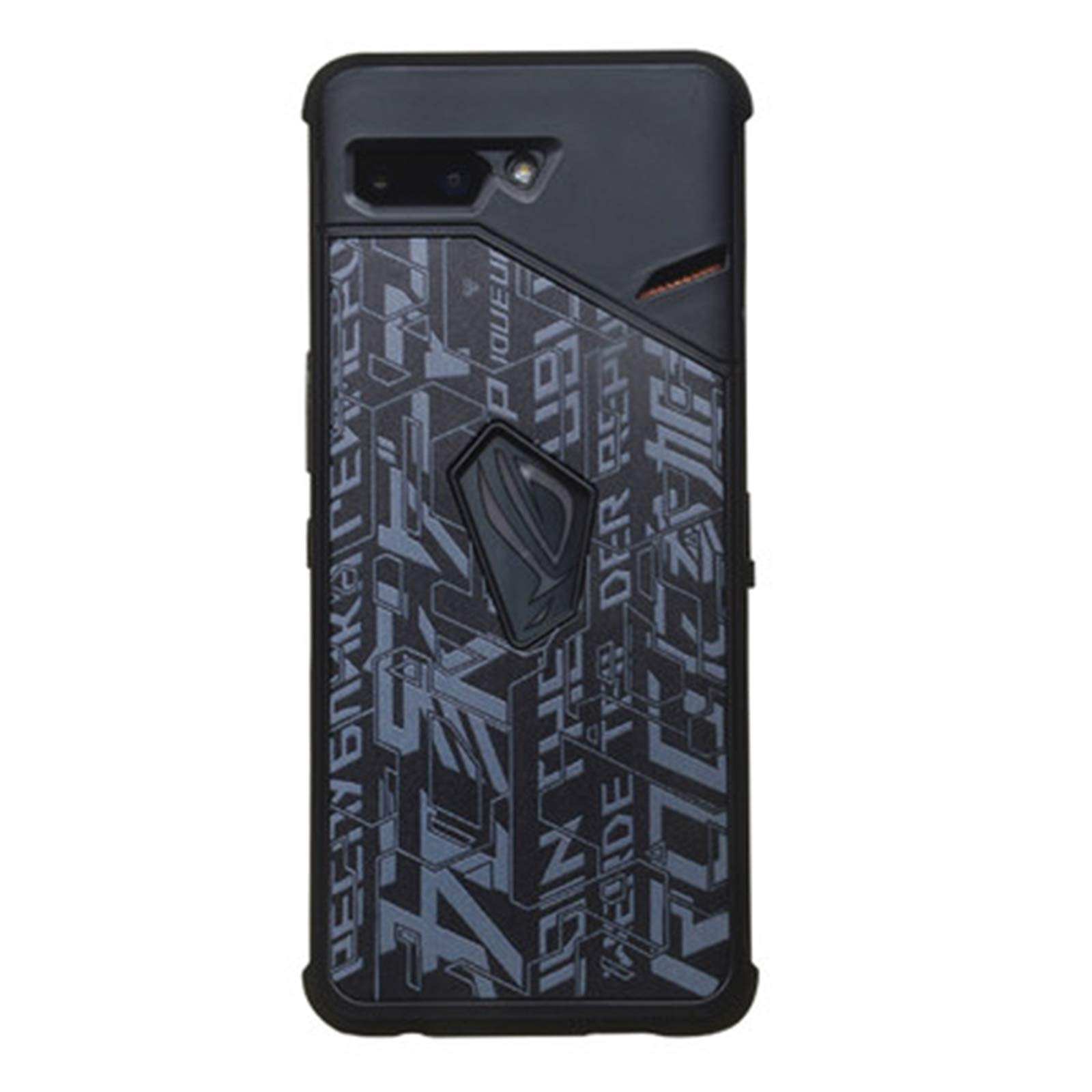 LICHIFIT Hard PC Phone Shell Protective Case Cover for ASUS ROG Phone 2 II / ZS660KL Accessories