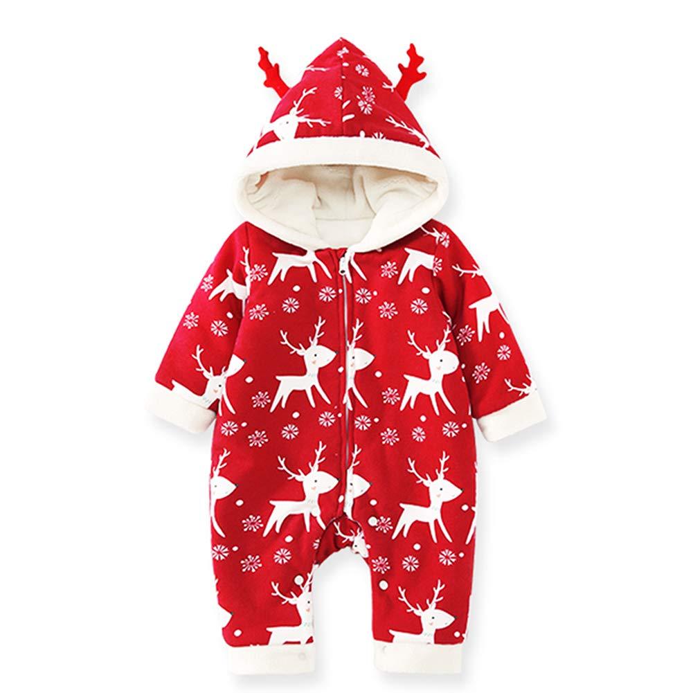 【初回限定お試し価格】 赤ちゃんのonesies、赤ちゃんの服、幼児、子供服、漫画 B07MK77HR3、かわいい 73cm、秋と冬 3654、子供の服、0~3歳、ジャンプスーツ、柔らかく、暖かく、厚い、 ベビー,男女兼用冬フード付きロンパースジャンプスーツ0-36ヶ月 3654 B07MK77HR3 73cm, House of Belle Aura:a94ad5b6 --- arianechie.dominiotemporario.com
